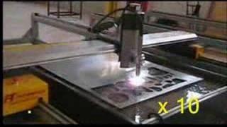 Automatica Cnc Plasma Cutting Table