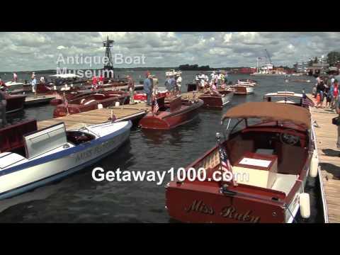 Clayton Island Vs Alexandria Bay Ny