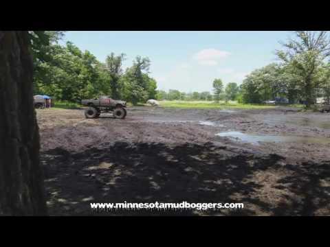 Nick Ericson Jump Crown Mud Bog June 25th 2016