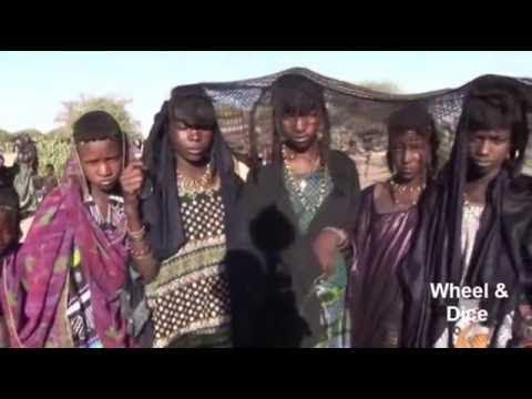 Fulani Men and Women  Daily Life, Art and Traditions  Northen Burkina Faso [HD]