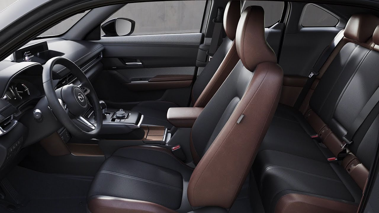 Mazda MX-30 - Diseño Interior