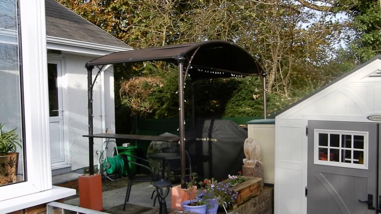 innovators memphis bar grill gazebo design disaster youtube