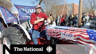 Iowa caucus: Republicans make presence known at Democrat events