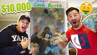 $10,000 MONEY BOOTH CHALLENGE W/ TEAM ALBOE!!