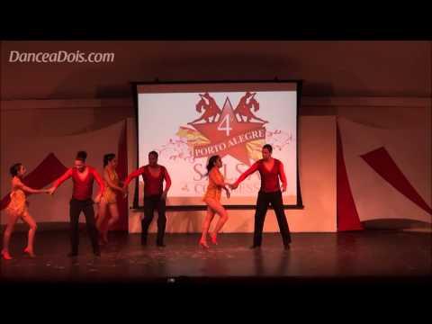 Porto Alegre Salsa Congress - Art´s Passos Cia de Dança