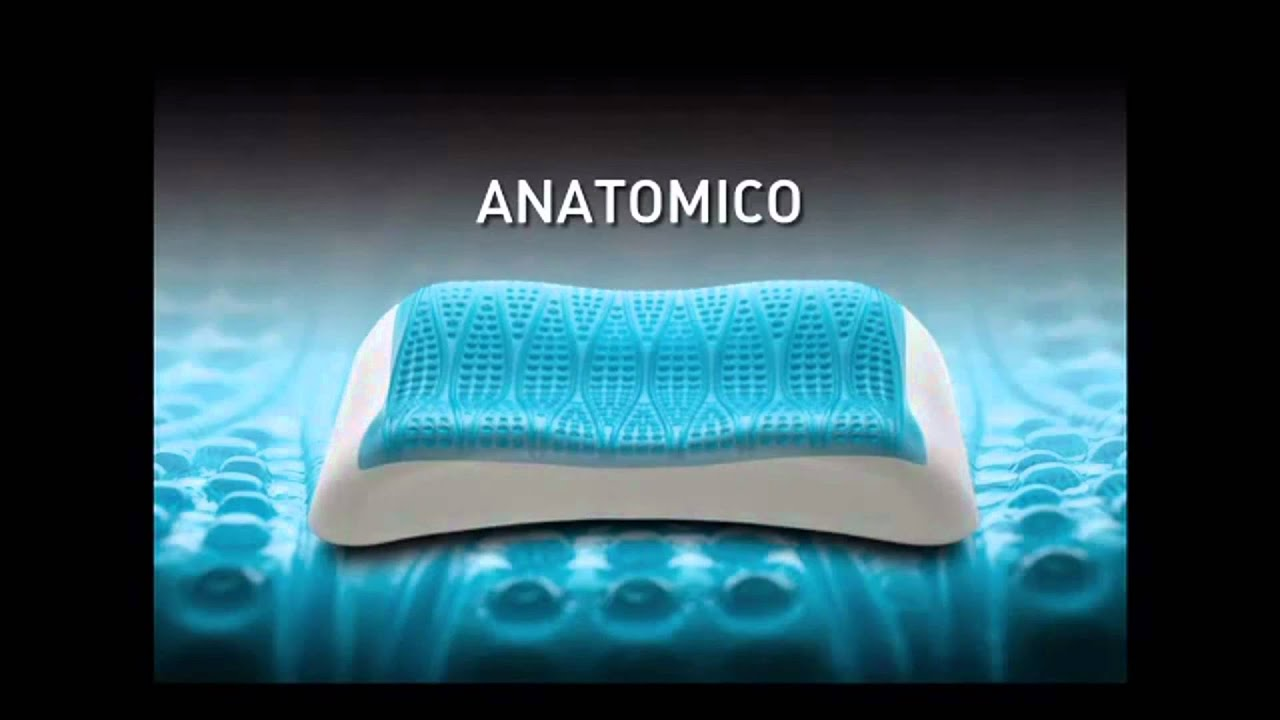 Materassi Technogel Presentazione Prodotti Bedding Linea Scholl Technogel Mp4