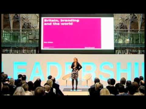 Rita Clifton talks Leadership