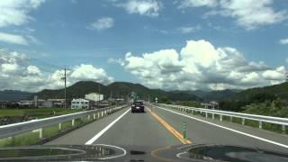 〔播但連絡道〕福崎南IC⇒市川北IC 2012 8 24