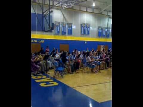 Castle North Middle School - concert #2