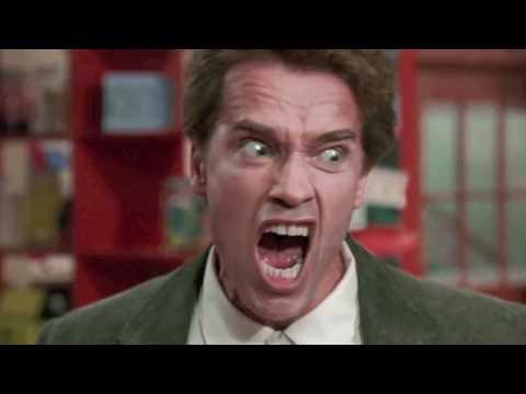 Arnold Schwarzengger: SHUT UP! (720p HD)