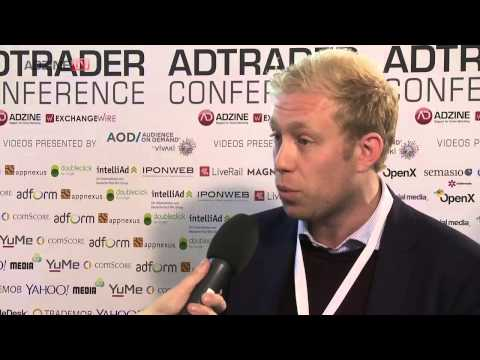 ADTRADER 2015, Interview Paul Gubbins, Millennial Media