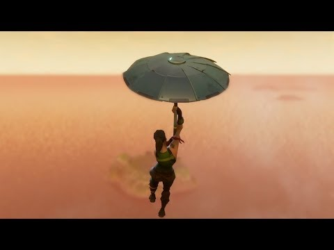 Fortnite - Quest For The Umbrella