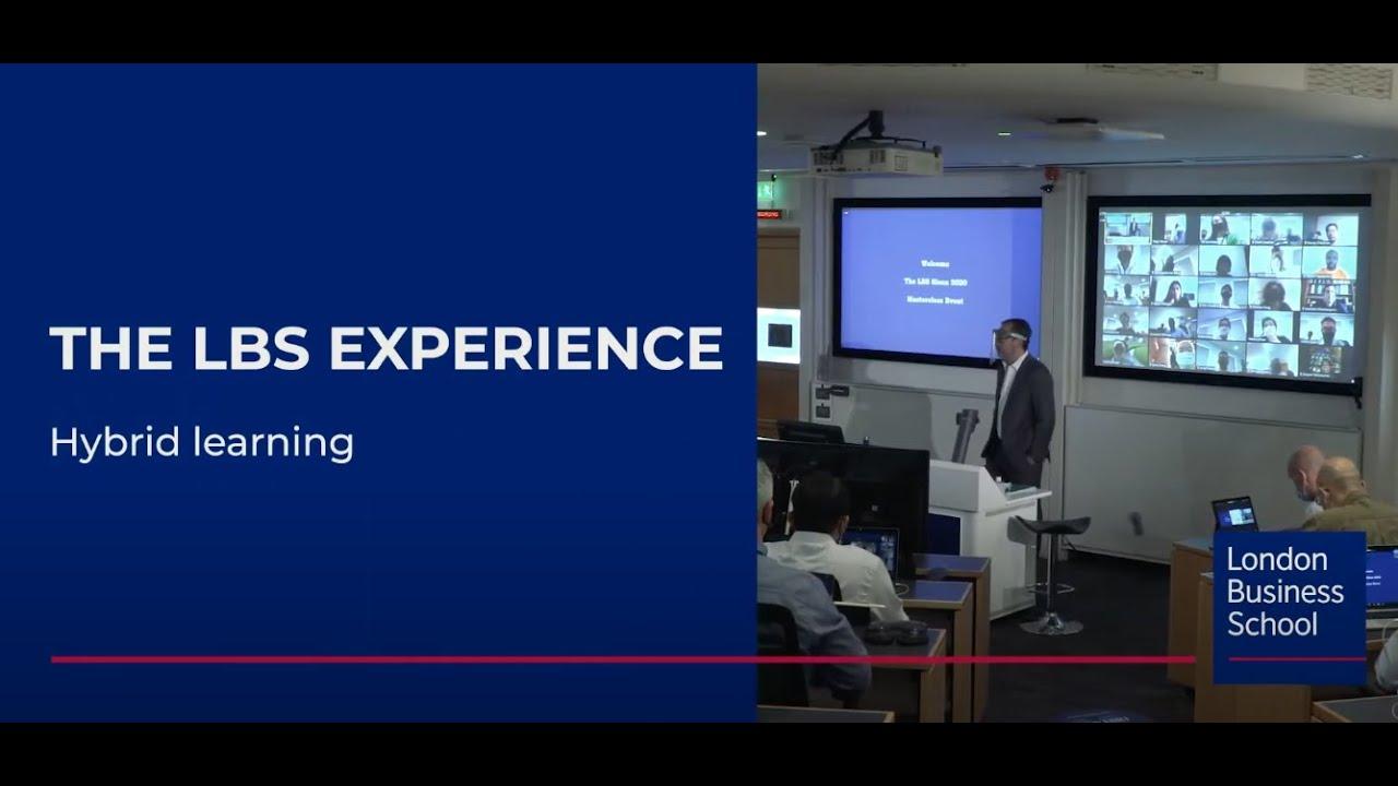Download LBS Hybrid School | London Business School
