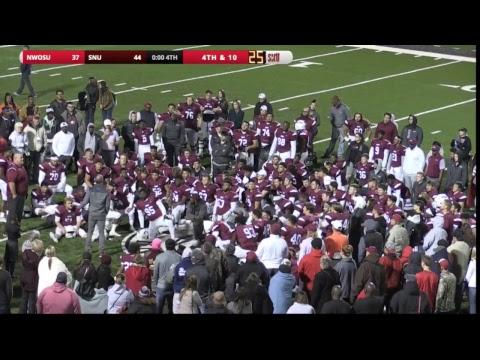 Football vs. Northwestern Oklahoma State