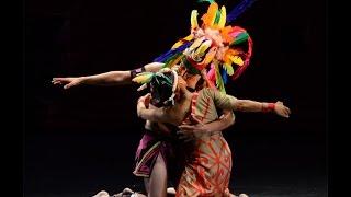 Compañía de Danza de la UACH en el Palacio de Bellas Artes 2015