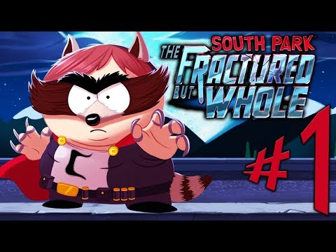 South Park The Fractured But Whole - Parte 1: Crise dos Heróis!!! [ PC