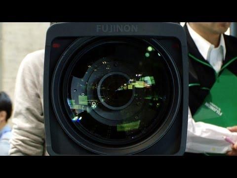 Fujifilm ultra-wide 99x telephoto zoom lens for broadcast #DigInfo