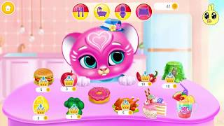 Baby Tiger Care Kids Games - My Cute Virtual Pet Friend Fun Dress Up Makeover Games Education