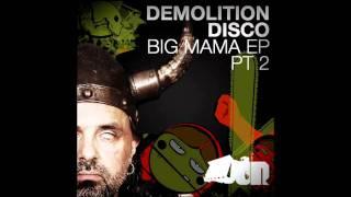 Demolition Disco - 'Big Mama'   (Hanuman Tribe rmx) [RRB004]