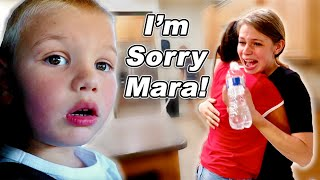 Please Forgive Me, Mara!