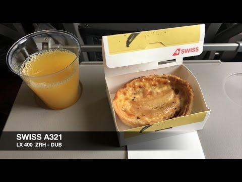 TRIP REPORT | Swiss A321 | Zürich ✈ Dublin | Economy Class