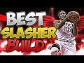 NBA 2K17 BEST SLASHER BUILD!!! UNSTOPPABLE BUILD!!