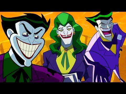As Missões do Batman   Melhores brincadeiras do Joker  DC Kids