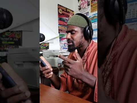 Sunni Muslim Talks about Islam on Klass FM Radio in Anguilla - VIDEO 2 of 2