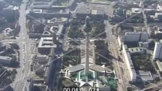 Berliner Fernsehturm am Alexanderplatz(Berlin 20.09.1998 Video vom Berliner Fernsehturm am Alexanderplatz, das Rote Rathaus, den Hauptbahnhof und die St.-Marien-Kirche in Berlin-Mitte. Video of ..., 2016-11-01T10:49:04.000Z)