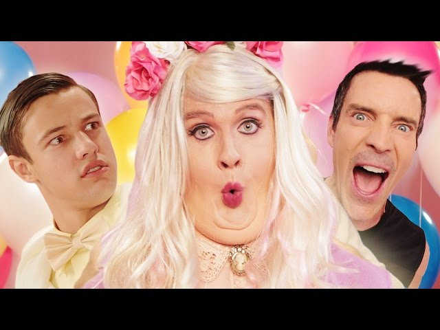 """Meghan Trainor - """"All About That Bass"""" PARODY"""