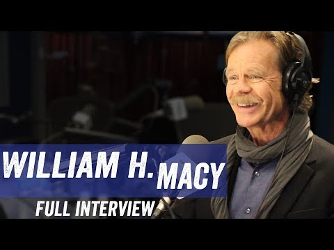 William H. Macy  Sexual Harassment in Hollywood, 'Shameless', Farts  Jim Norton & Sam Roberts