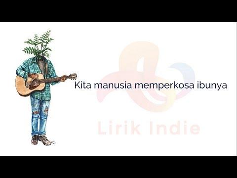 Sisir Tanah - Bebal (Video Lirik) | Lirik Indie