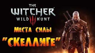 "The Witcher 3: Wild Hunt - Места силы ""Скеллиге"""