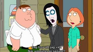 Marilyn Manson in Family Guy