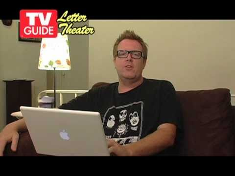 TV Guide Letter Theater  Commercial  Hollywood Reacts