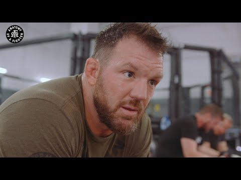 """Anatomy of Ryan """"Darth"""" Bader - Chapter One  (Consistency) 