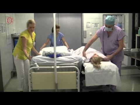 Surgery - Patient transfer and transport