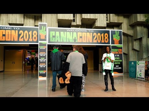 CannaCon 2018 Seattle - Business to Business