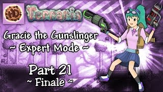 terraria 1 3 3 expert gunslinger let s play part 21   vortex armor s d m g finale
