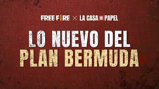 ¡La Casa de Papel invade TODO FREE FIRE! 💥 | Garena Free Fire