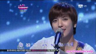 [Live Karaoke]  Love light - CN Blue  [Thai Translation]