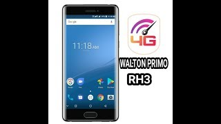 WALTON PRIMO RH3. Full review. Mid budget smart phone.