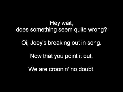 (English) The Penguins of Madagascar - What the Heck is That? Lyrics