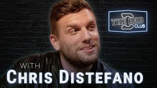 Chris Distefano's Stories About His Dad Are WILD | The Dad Club