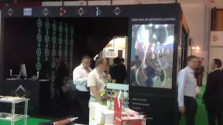 Lighting Wallpaper - at The Big 5 Dubai