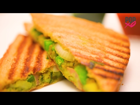 How To Make Bombay Aloo Sandwich - POPxo Food