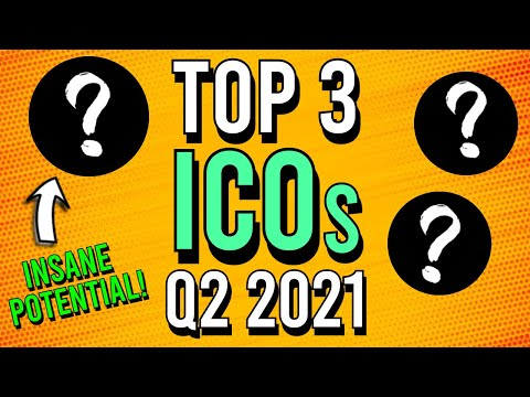 TOP 3 ICOs FOR Q2 2021! 👀 - Cardano Launchpad, The Graph Competitor, DEX & CEX Aggregator