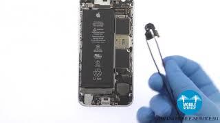 Замена Камеры задней iPhone 6S. Инструкция по замене задней камеры iPhone 6S.