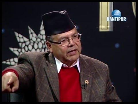 टफ टकमा झलनाथ खनाल  - TOUGH talk with Jhalanath Khanal