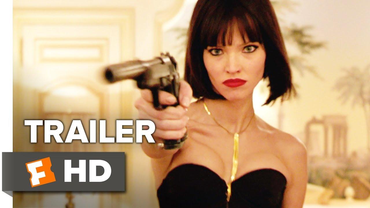'Anna' Official Trailer (2019) | Sasha Luss, Cillian Murphy, Helen Mirren